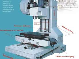 Litz CV-1000 High Quality CNC Machining Centre - picture2' - Click to enlarge