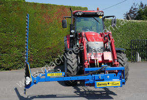 Slanetrac SA-1000 Swivel Trim Tractor Hedge Cutter