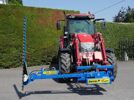 Slanetrac SA-1000 Swivel Trim Tractor Hedge Cutter - picture0' - Click to enlarge