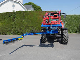 Slanetrac SA-1000 Swivel Trim Tractor Hedge Cutter - picture1' - Click to enlarge
