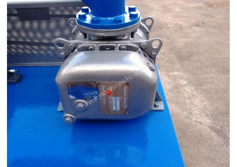 Positive Displacement Rotary Type Blower.