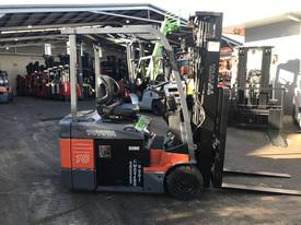 Toyota Electric Forklift 7FBE18 1.8Ton 5000mm Lift - picture3' - Click to enlarge