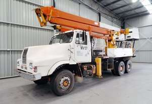 Custom Carrier  Elevated Work Platform Truck