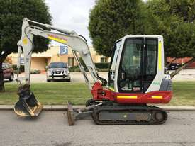 Takeuchi TB235 3.5T Aircon Site Spec Excavator 761 - picture0' - Click to enlarge