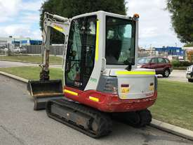 Takeuchi TB235 3.5T Aircon Site Spec Excavator 761 - picture1' - Click to enlarge