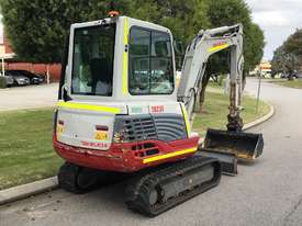 Takeuchi TB235 3.5T Aircon Site Spec Excavator 761 - picture6' - Click to enlarge