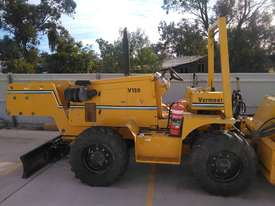 Vermeer V120 + SO1450 Trencher Attachment - picture0' - Click to enlarge