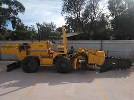 Vermeer V120 + SO1450 Trencher Attachment - picture1' - Click to enlarge