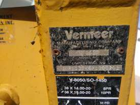 Vermeer V120 + SO1450 Trencher Attachment - picture9' - Click to enlarge