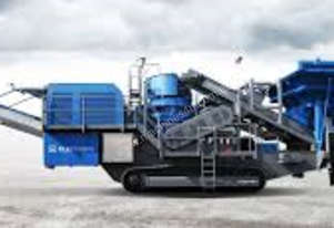 KLEEMANN MCO 13 MOBILE CONE CRUSHER