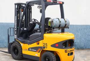 Liugong CLG2025H LPG / Petrol Counterbalance Forklift