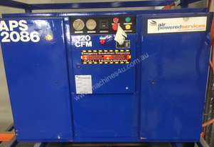 Kaeser AS35, 22kw Electric compressor, 120cfm 10bar