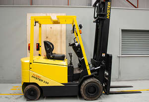 HYSTER J2.50EX BE Counterbalance Forklift