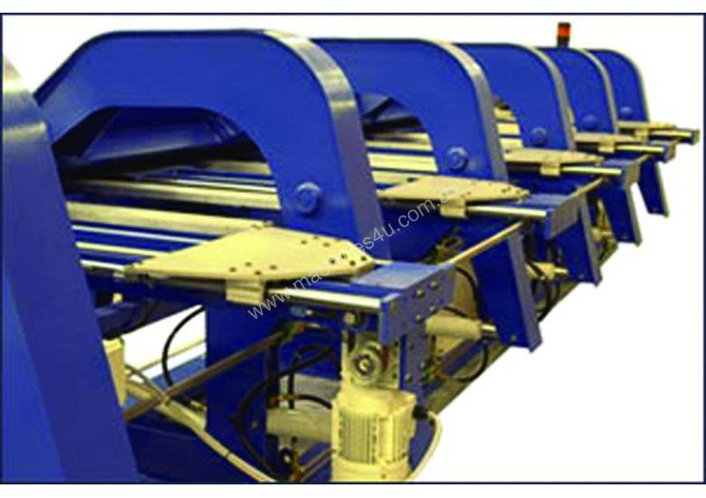 6500mm x 1.2mm CNC Slitter Folder - Others Available