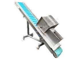 Topping Depositor / Streusel Machine (shredded cheese etc) - picture4' - Click to enlarge