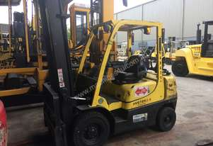 Good condition Hyster used forklift