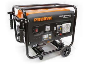 PROMAC Portable Tradie Generator - picture2' - Click to enlarge