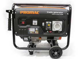 PROMAC Torini PETROL Portable Tradie Generator *2.8 kVA* (Model-GT028 ) - picture1' - Click to enlarge