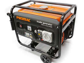 PROMAC Torini PETROL Portable Tradie Generator *2.8 kVA* (Model-GT028 ) - picture2' - Click to enlarge