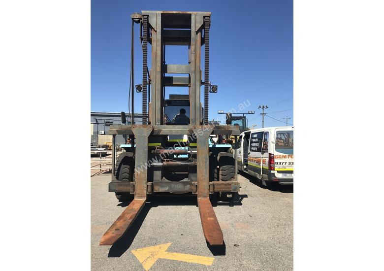 32 Ton SMV for Hire