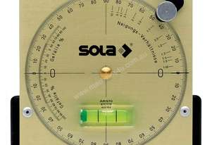 Sola Inclinometer with Aluminium Plate