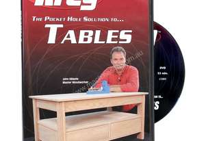 Kreg   DVD - Making Tables