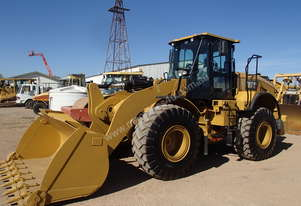 2017 Caterpillar 950GC Wheel Loader