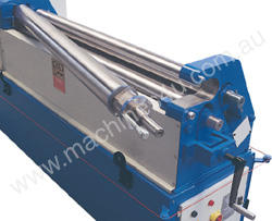 Birlik MSMS Motor Operated Three Roll Plate Rolls