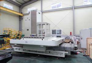 6 Metre CNC Floor type boring machine available for immediate delivery