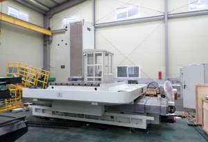 Never Used 6 Metre CNC Floor Borer available for immediate delivery