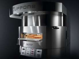 Giotto Single chamber electric oven with rotating bed plate GT110/1D - picture1' - Click to enlarge
