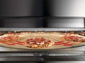 Giotto Single chamber electric oven with rotating bed plate GT110/1D - picture2' - Click to enlarge