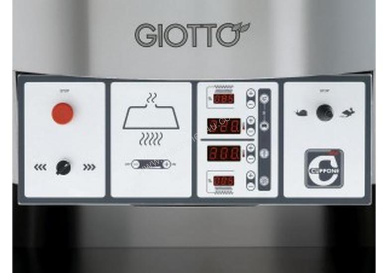 Giotto Single chamber electric oven with rotating bed plate GT110/1D