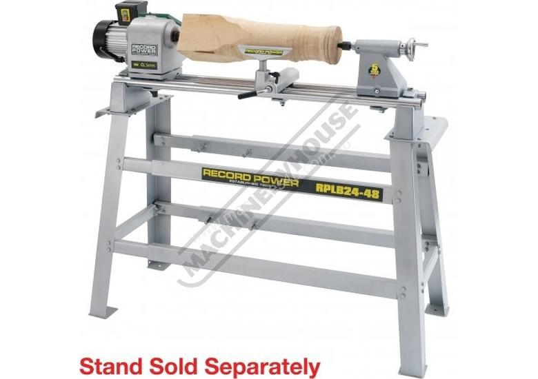 CL3 Professional 5 Speed Wood Lathe 305mm Swing x 610mm Between Centres