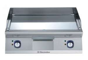 Electrolux 700XP E7FTEHCS10 800mm wide Electric Fry Top Griddle