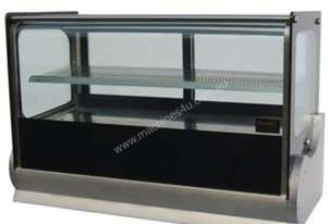 Anvil DGV0540 Countertop Square Showcase 1200mm