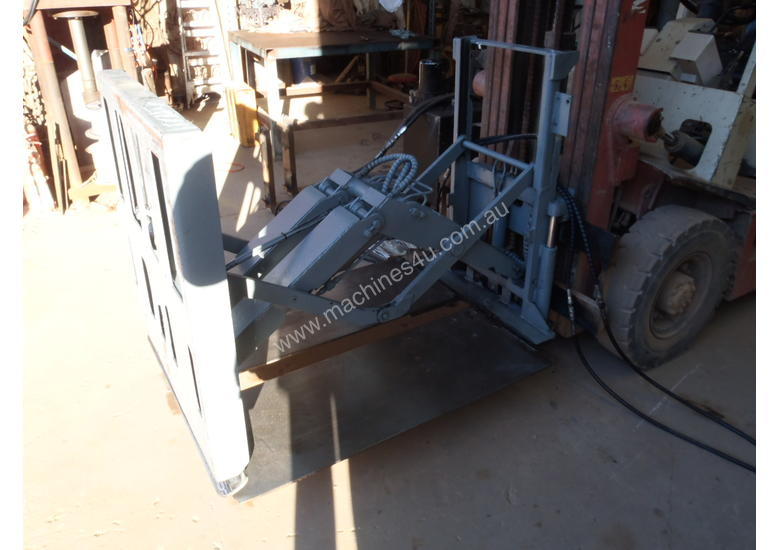 Slipsheet Forklift Attachment Class 2 Cascade