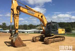 2011 (unverified) Hyundai Robex 290LC-7A Track Excavator