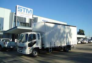 Fuso Fighter 1024 Curtainsider Truck