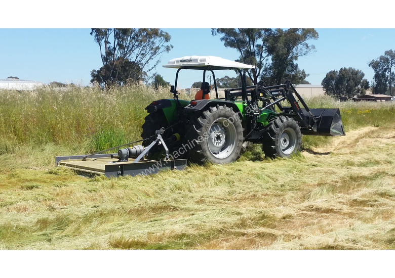 2018 FARMTECH HD1500 HEAVY DUTY SLASHER (1.5M CUT)