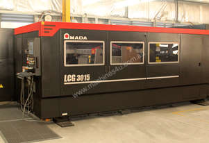A laser that you can rely on (Only 3.5yrs Old) - Amada LCG3015 3.5kW Laser with MPL Load/Unload
