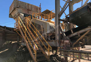 Primary Jaw Crushing Plant