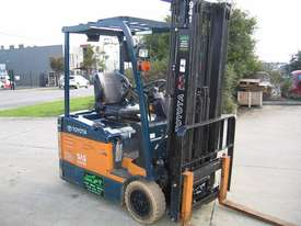 TOYOTA 7FBE15 3 Wheeled Battery Electric with LOW HOURS - picture2' - Click to enlarge