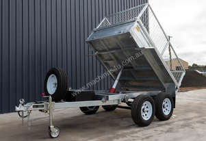 8ft x 5ft Hydraulic Tipping Trailer 3.5T
