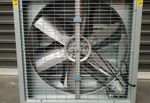 32 inch extraction industrial fan 240 volt stainless blades full galvanised construction