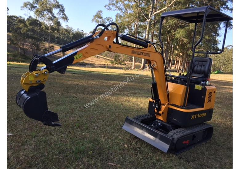 2019 Mini Excavator with attachment package