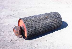 Custom Built Conveyor tail pulley/drum