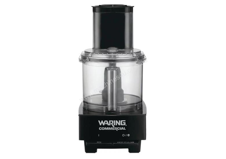 Waring CC026-A - Food Processor with Veg Feed Lid 3.3Ltr