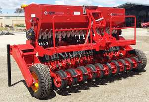 2018 AGROMASTER DSF 20 DOUBLE DISC NO TILL SEED DRILL (3.0M)