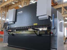 ACCURL Quality NC Pressbrake With Laser Guards, Servo & Delem NC Controller - picture0' - Click to enlarge